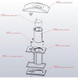 PLATINE SERRAGE AROMA COMPACT